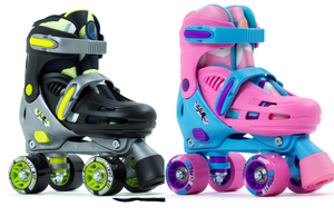 SFR Hurricane Kids skates Adjustable