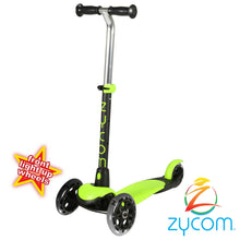 Load image into Gallery viewer, Zycom Zing 3 Wheel Scooter inc Light Up Wheels