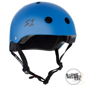 S1 Lifer Helmets - Cyan Matt