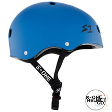 Load image into Gallery viewer, S1 Lifer Helmets - Cyan Matt