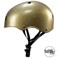 Load image into Gallery viewer, S1 Lifer Helmets - Double Gold Glitter