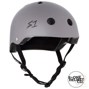 S1 Lifer Helmets - Grey Matt