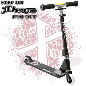 JD BUG PRO SERIES - STREET - BLACK V3.0
