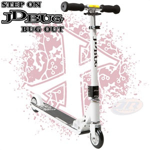 JD BUG PRO SERIES - STREET - PEPPER WHITE V3.0
