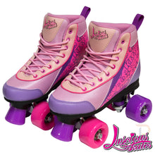Load image into Gallery viewer, Luscious Retro Quad Skates Exciting Colour Options