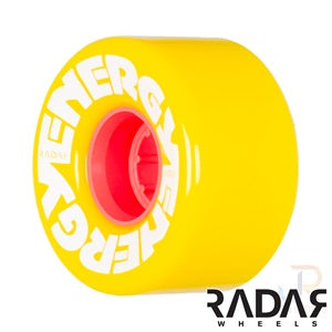 Radar ENERGY Wheels 57mm x 32mm 78A Outdoor Ideal Dance wheel 8 Colours