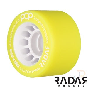 Radar POP Wheels 4 Colours