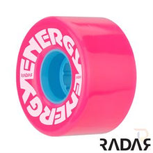 Load image into Gallery viewer, Radar ENERGY Wheels 57mm x 32mm 78A Outdoor Ideal Dance wheel 8 Colours
