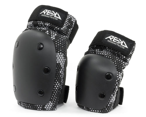 REKD Youth Heavy Duty Knee & Elbow Pads