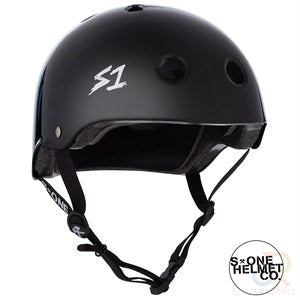 S1 Lifer Helmets - Black Gloss