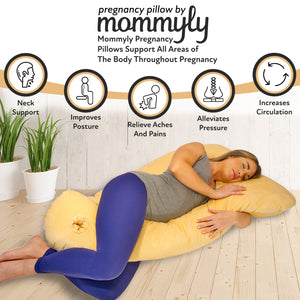 Mommyly Pregnancy Body Pillow