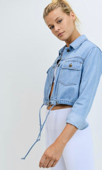 JADE DENIM JACKET