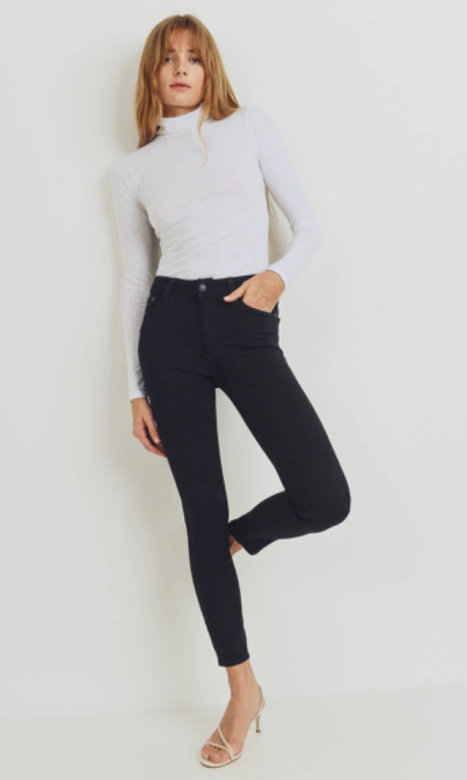 JENNY HIGH WAISTED ESSENTIAL SKINNY