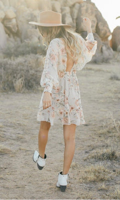 CHEYANNE DRESS