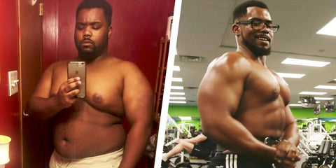 If these before-and-after photos with sarmsamerica products don't motivate you, nothing will.