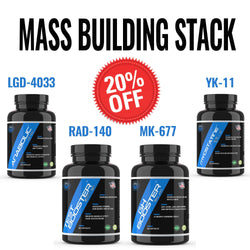 MASS BUΙLDΙNG STACK ( SAVE 20% ) - Prosupersup