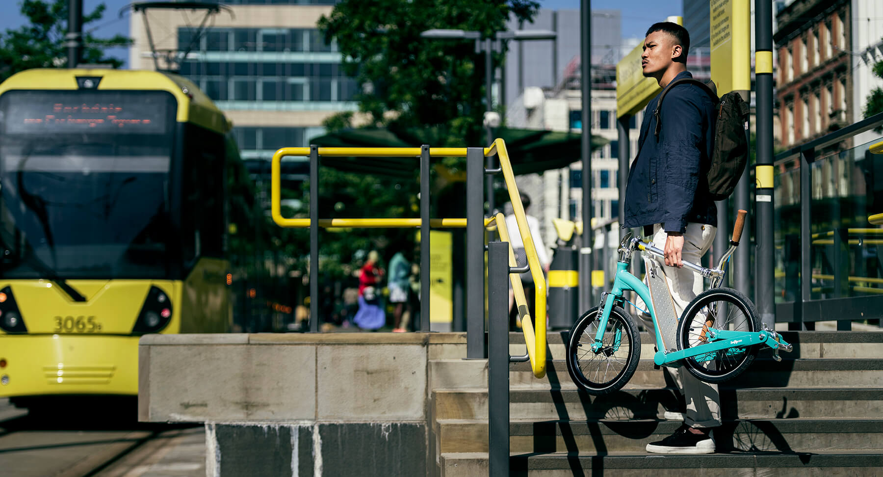 Commuters, folding bike or folding scooter?