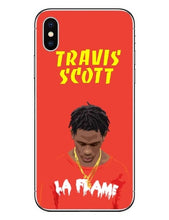 Travis Scott iPhone Case