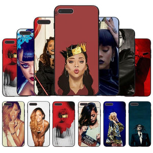Rihanna iPhone Case
