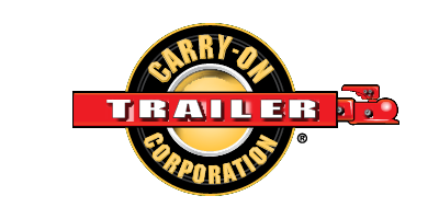 Carry On Trailer Logo - High quality Utility and Enclosed Cargo Trailers
