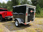 2019 Carry-On 4 X 6 CGVEC-13 Cargo Trailer