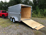 2019 Carry-On 7X14CGRCM7K Cargo Trailer