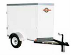 New 2019 Carry-On 4 X 6 CGVEC-13 Cargo Enclosed Trailer