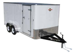 New 2019 Carry-On 7 X 14 CGRCM7K Cargo Enclosed Trailer