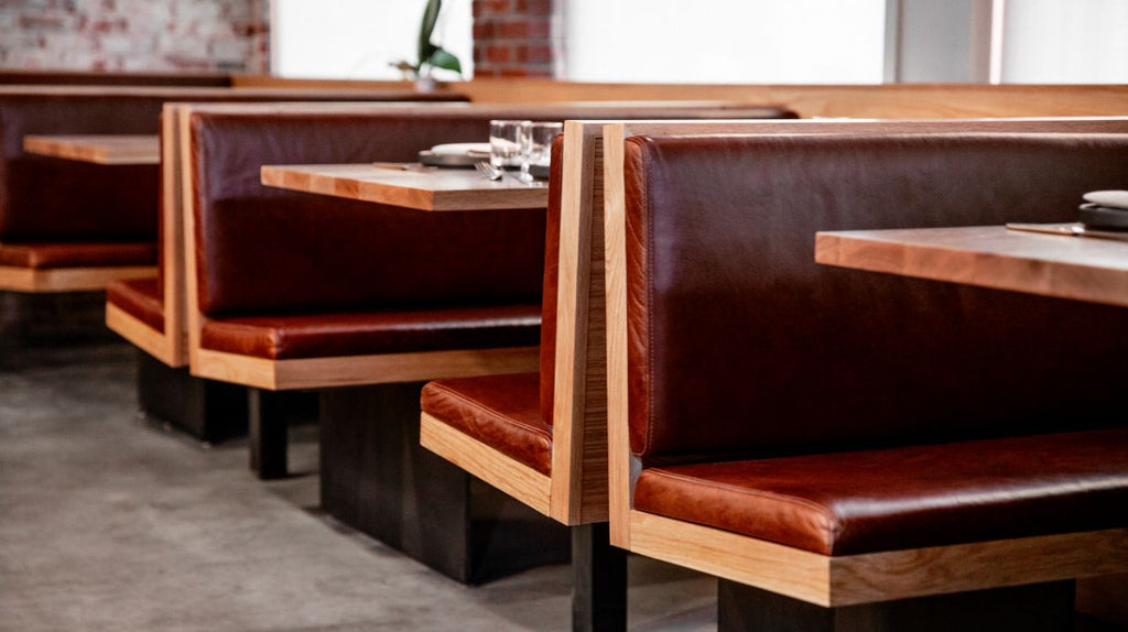 The Wolf's Tailor Restaurant - Furniture by Denver Modern