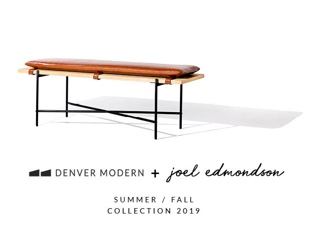 Denver Modern Joel Edmondson collection