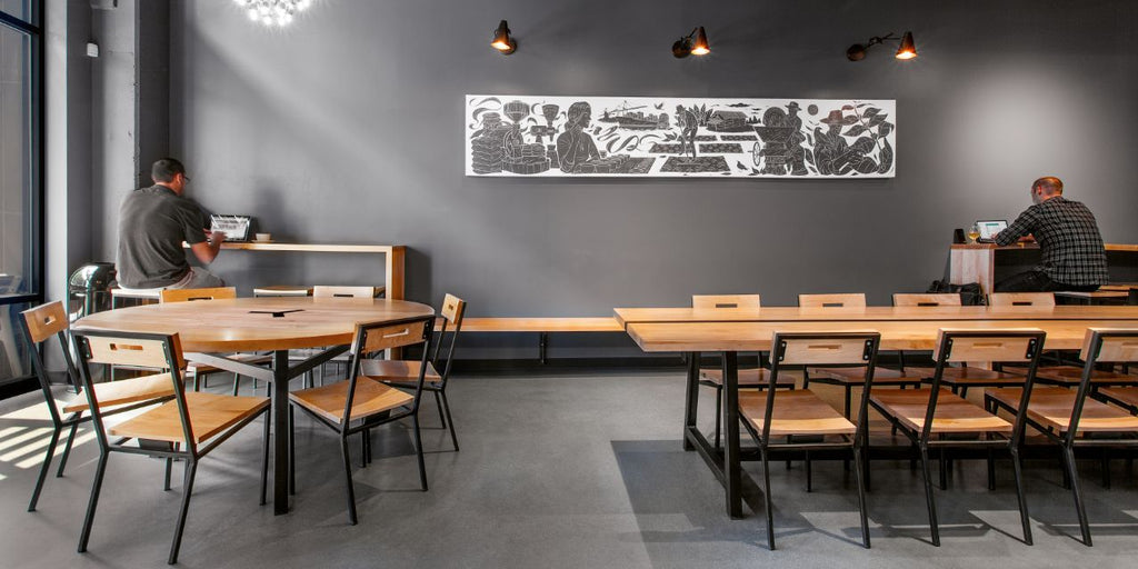 Corvus Coffee - Furniture by Denver Modern