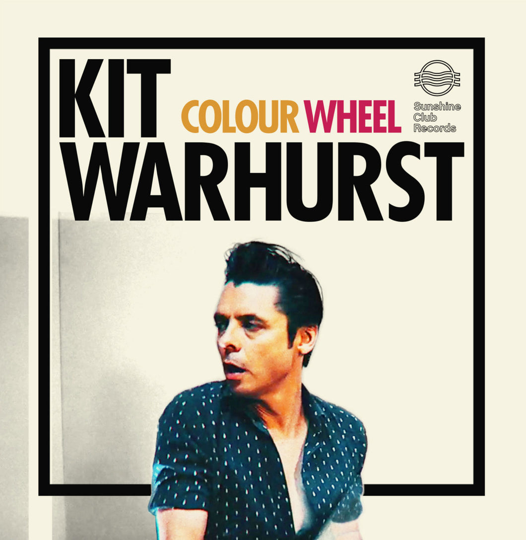 Kit Warhurst-Colour Wheel CD.