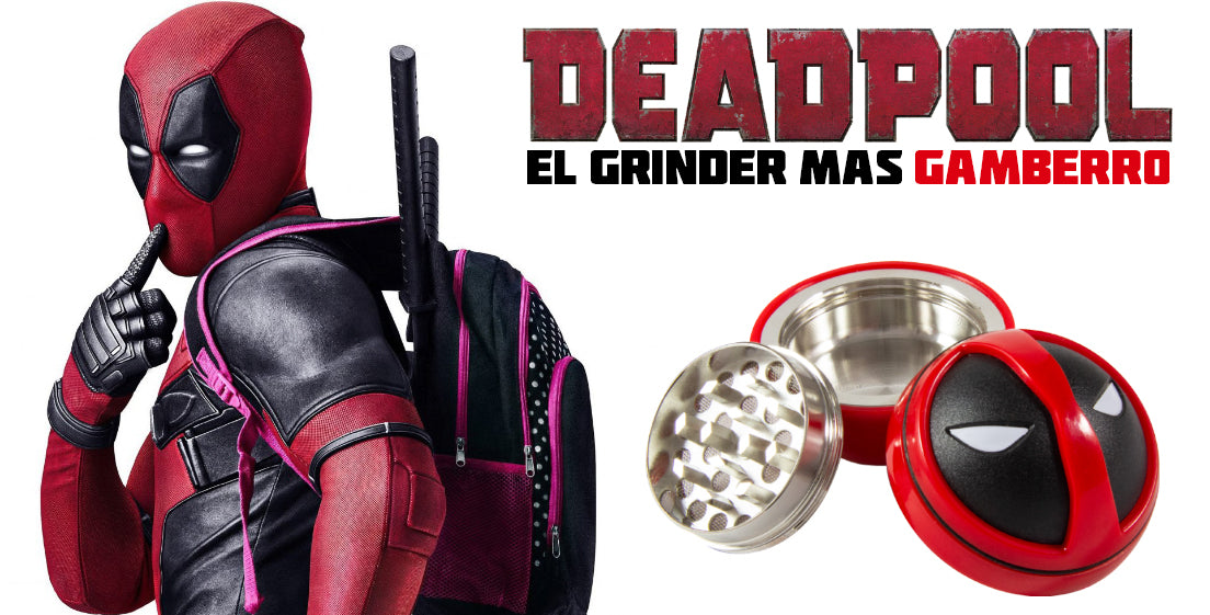 resingrow deadpool grinder