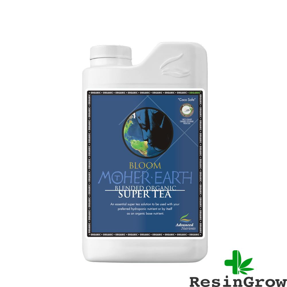 Mother Earth Organic Super Tea Bloom 1L