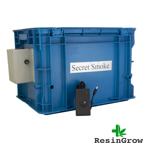 secret box extraccion polen