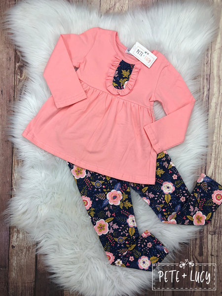 Pete + Lucy Pant set