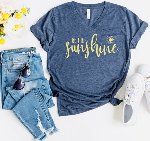 Splatter be my sunshine tee