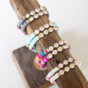 Stretchy Stack Bracelet