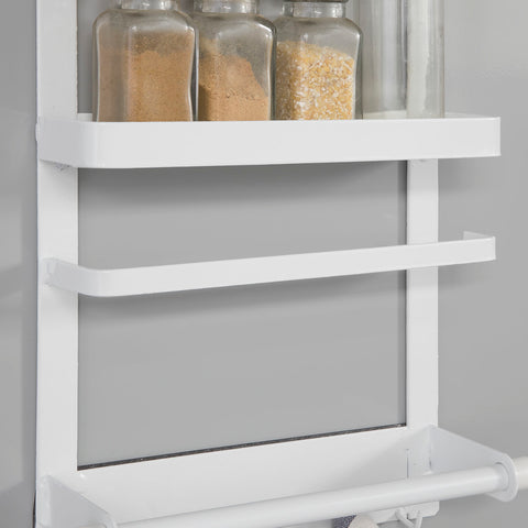SoBuy space-saving refrigerator containers kitchen refrigerator shelf FRG247-KW