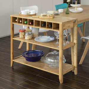 SoBuy Consolle credenza mobile cucina FSB14-N