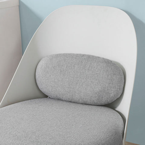 SoBuy Armchair with footrest Scandinavian chair Relax armchair FST63-HG