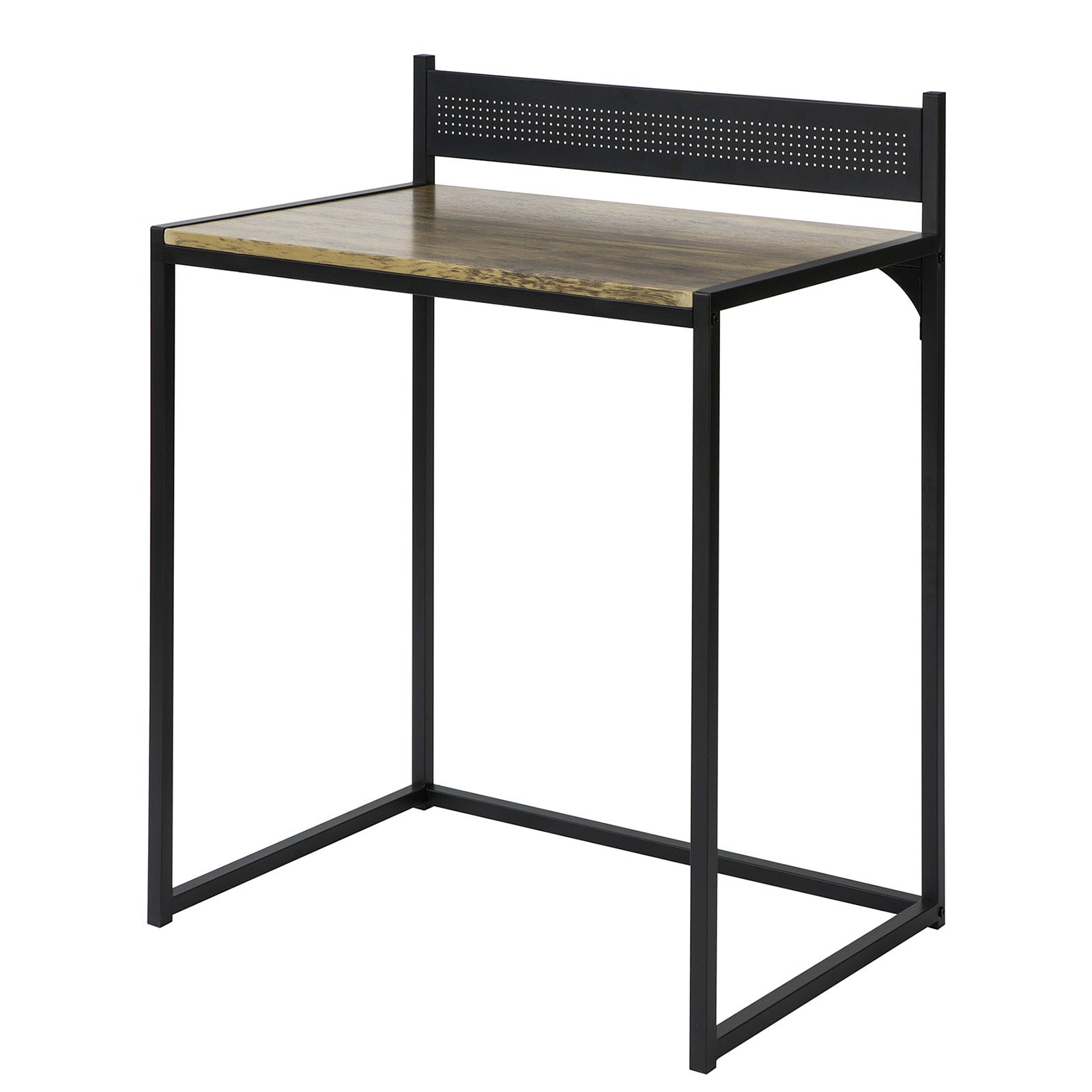 SoBuy desk for home and office wooden table desk black FWT66-SCH, IT