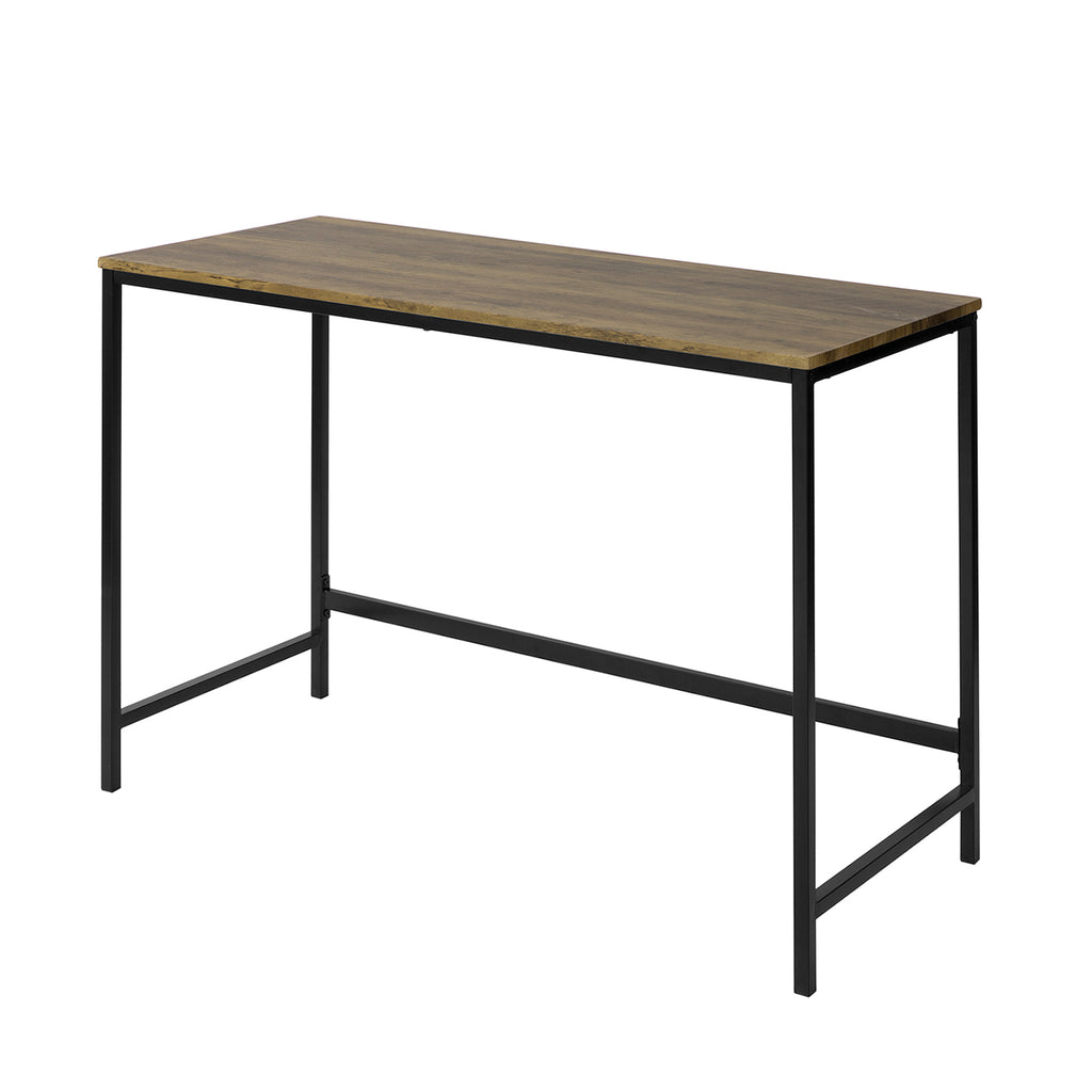 SoBuy Desk Table, Office Computer Table Industrial Style, FWT68-F