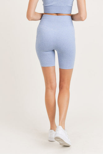 Seamless Hybrid Pocket Shorts