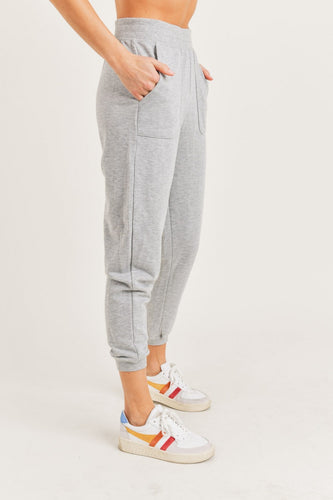 Essential Cuffed Jogger