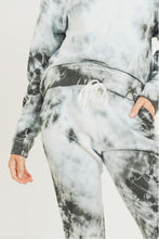 Load image into Gallery viewer, Clouds Tie-Dye Sweatpants