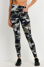 Load image into Gallery viewer, Jungle Camo Highwaist Leggings