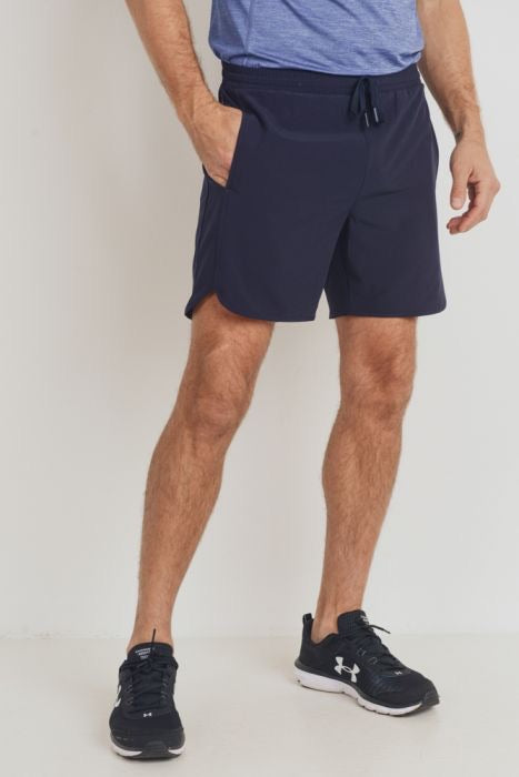 Wave Accent Essential Active Shorts