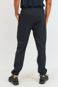 Cinched-Ankle Active Jogger