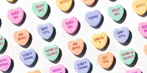 Candy Confessions on Matters of the Heart..
